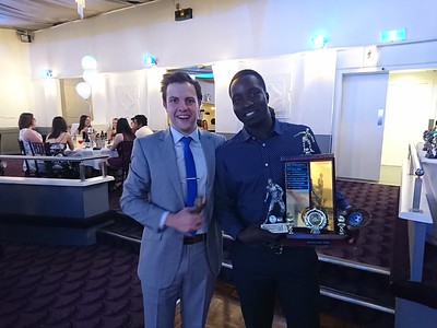 2017 Mens Reserves Winners