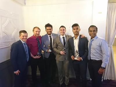 2017 Mens 3rds Winners