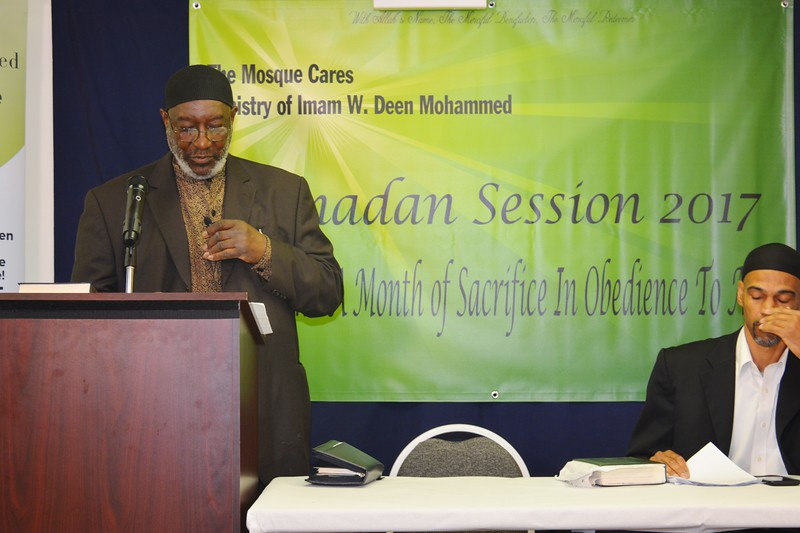 The Mosque Cares Ramadan Session 2017