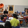 Symphony Orchestra Rehearsals
