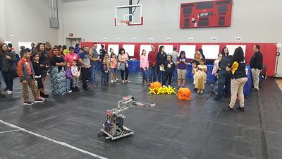 2017 Robotics Team at Multimedia Festival