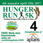 1 1 1 1 2017 BIB Hunger Run