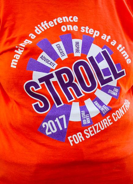 2017 Stroll For Seizure Control