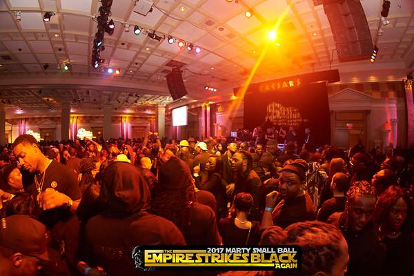 2017 The Empire Strikes Black Again