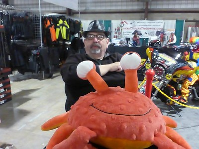 2017 Timonium Motorcycle Show by 100.7 The Bay