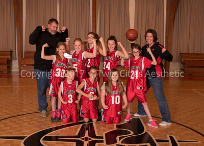 Girls Basketball-Funny