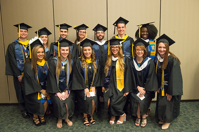 Westfield State University Undergraduate Commencement at the MassMutual Center in Springfield, MA May 2017
