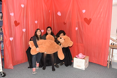 2017 Valentines Day Booth