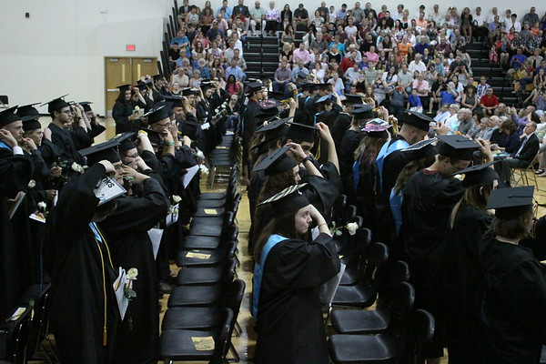2017 Vinton-Shellsburg Graduation