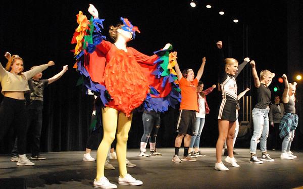 2017 Vinton-Shellsburg Musical, Bring It On!