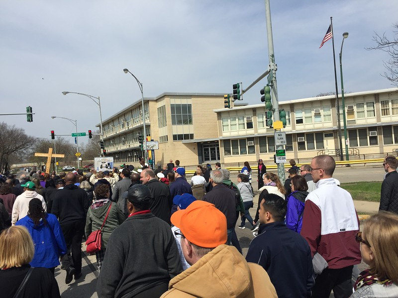 2017 Interfaith Walk For Peace
