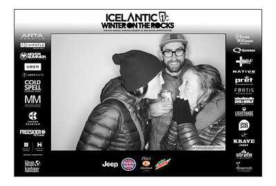 Icelantic's Winter on the Rocks | 01.28.17
