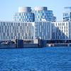 UN City on the coast of Baltic Sea.