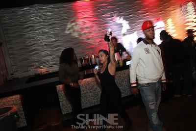 12.09.17 Shine Saturdays @ The Alley Newport News