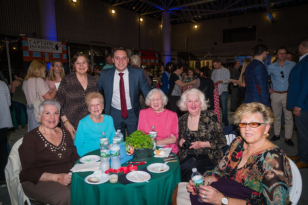 The Ladies with State Sen. Joe Boncore