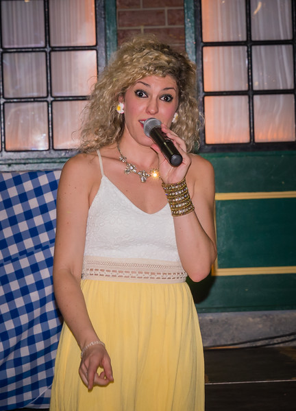 Singer Vanessa