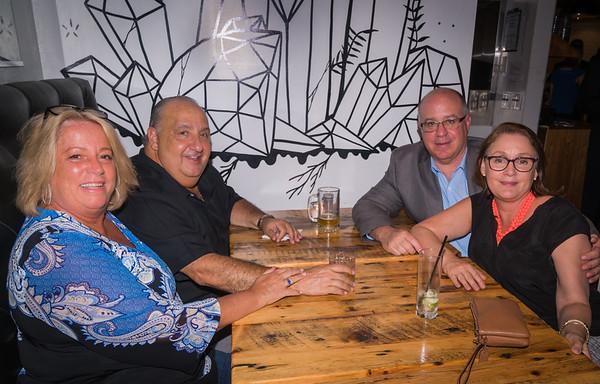Rep. Michlewitz event at Ward 8 Restaurant