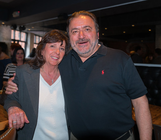 Pam Donnaruma and Donato Frattaroli