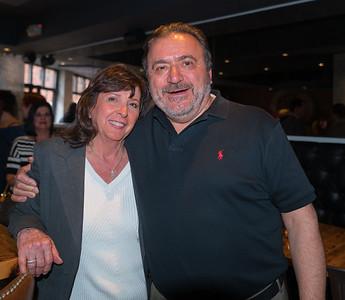 Pam Donnaruma and Donato Frattaroli