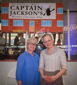 Captain Jackson's Historic Chocolate Shop