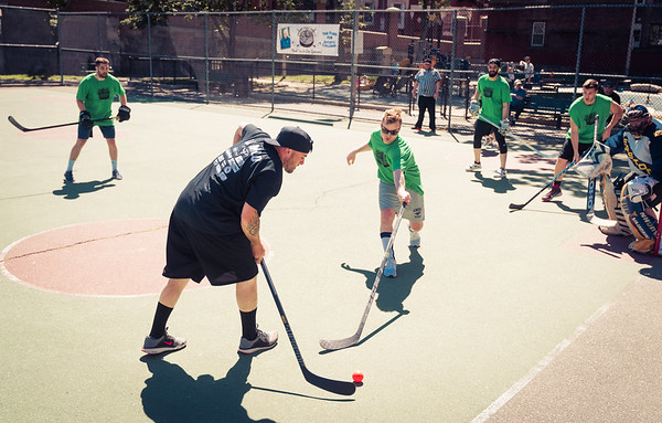 Street Hockey Tournament