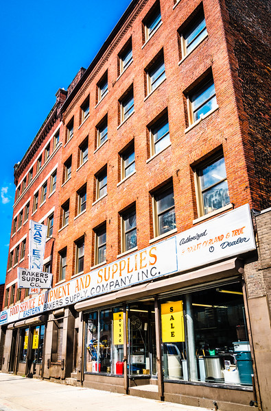North Washington Street - Eastern Bakers Supply Co.