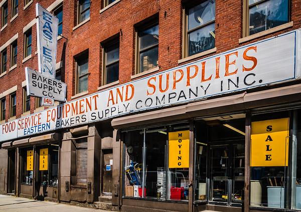 2017-07 Eastern Bakers Supply Co., Inc on North Washington Street