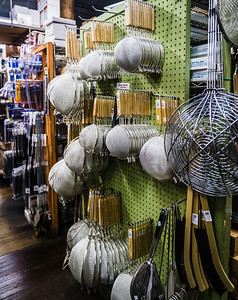 Strainers galore