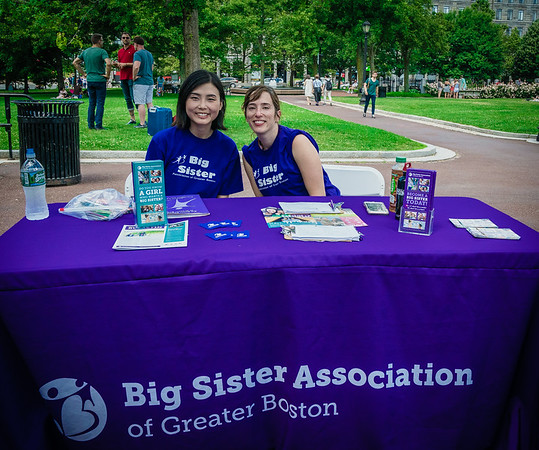 Big Sister Association at Boston Harborfest