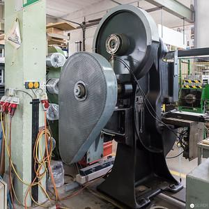 Produktionshalle Riess Emaille Manufaktur