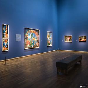 Ausstellung Anton Kolig im Leopold Museum