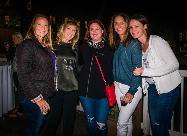 Ladies come out to support NEMPAC Autumn Jazz Soirée on the Prado
