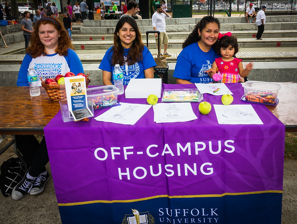 Suffolk University Off-Campus Housing