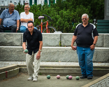 Annual Johnny Paolo Bocce Tournament