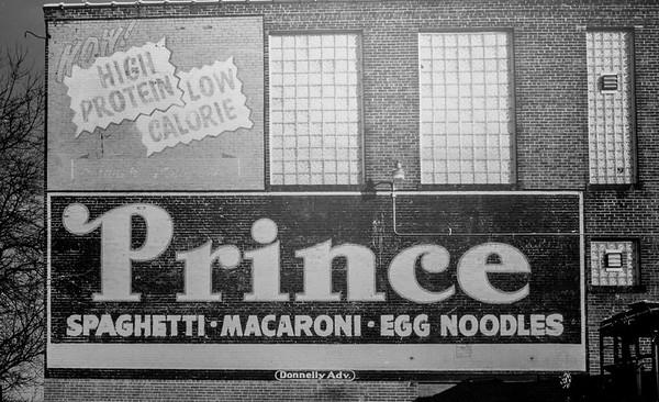 Prince Spaghetti Billboard