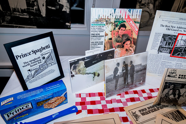 Memorabilia of the Prince Building