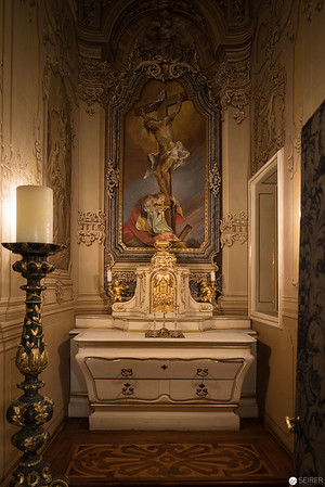 Kapelle im Winterpalais des Prinz Eugen