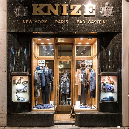 Knize Mode-Atelier am Graben (c) Michael Seirer Photography