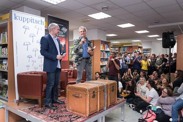 Thomas Brezina @ Buchhandlung Kuppitsch