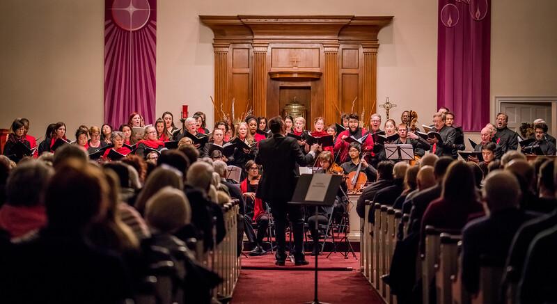2017-12 Handel's Messiah (Hallelujah Chorus) by NEMPAC