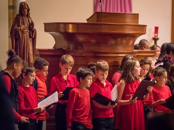 St. John School Chorus