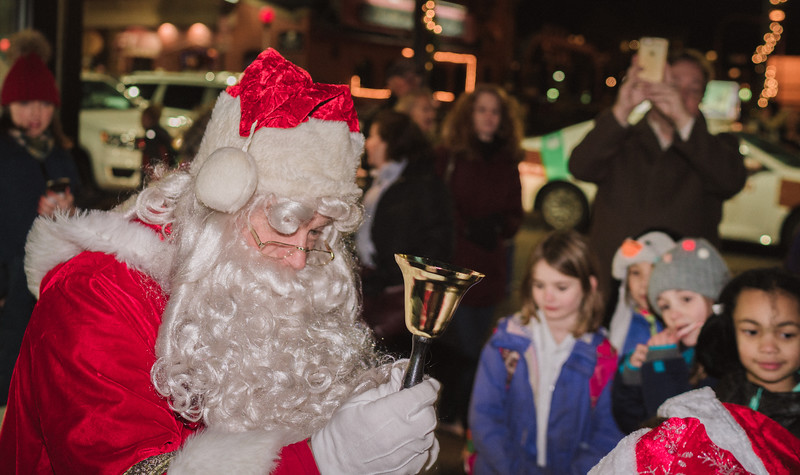 2017-12 North End Christmas Tree Event