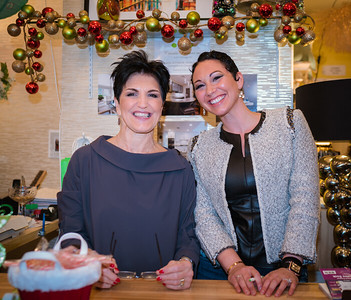 Jeanette and Melissa at Cataldo Interiors and Baby Boutique