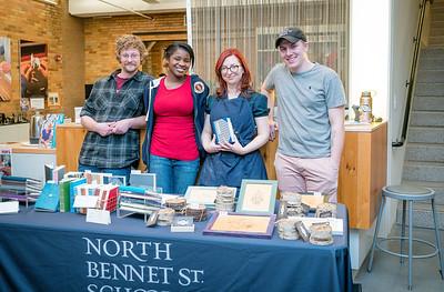 North Bennet Street School students