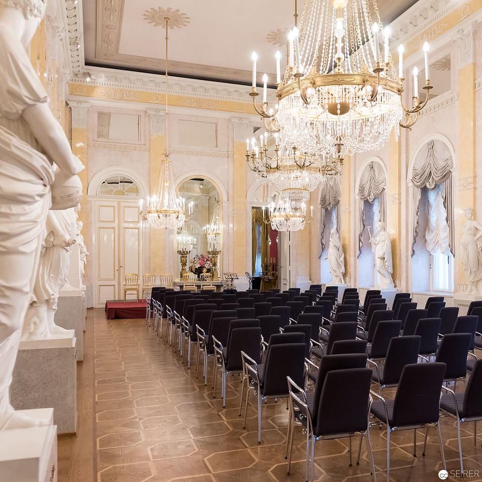 Maria Lassnig und Egon Schiele in der Albertina in Wien