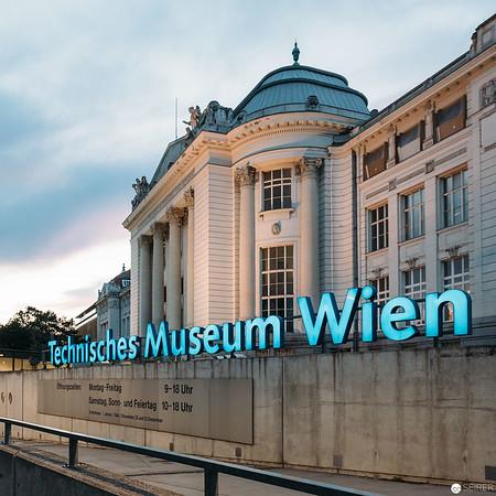 """Ausstellung """"Die Zukunft der Stadt"""" im Technischen Museum Wien"""