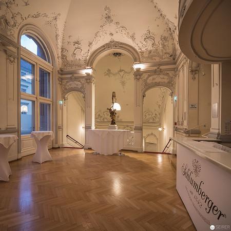 Backsage Besuch im Ronacher in Wien
