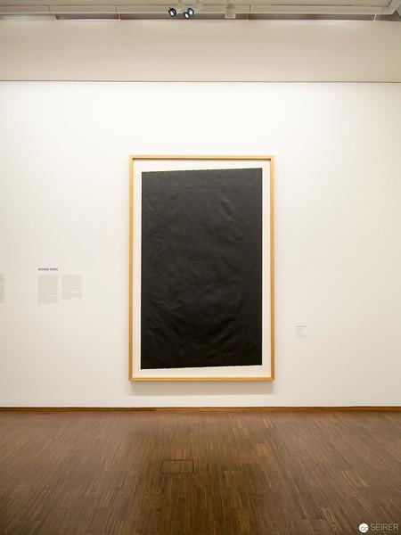 """Richard Serra - Albertina """"LOOK! New Acquisitions"""" Ausstellung"""