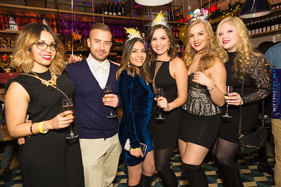 Arlo Hotel SoHo -New Years Eve 2017