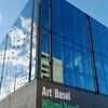 Art Basel on a Sunny Day